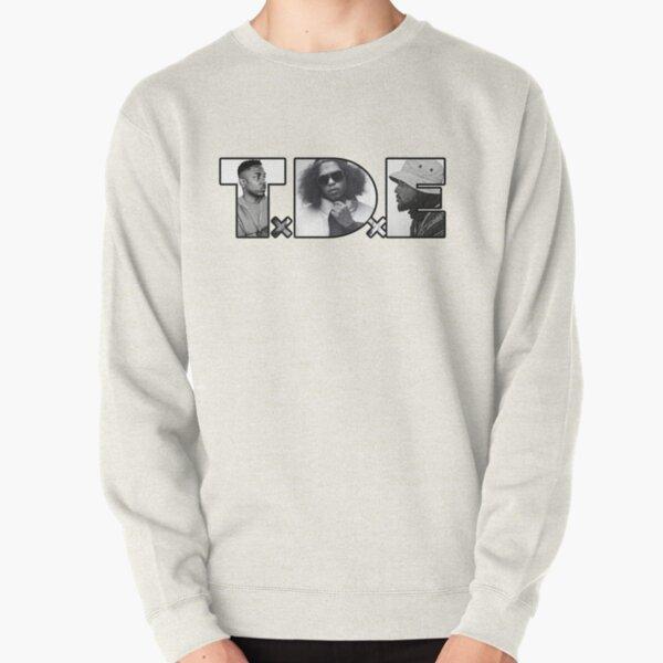 TDE Ab-Soul, Kendrick Lamar, Schoolboy Q Pullover Sweatshirt
