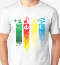 Avatar- Four Elements T-Shirt