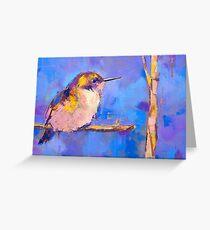 Bird 34 Greeting Card