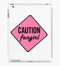 Caution 2 Tshirt iPad Case/Skin