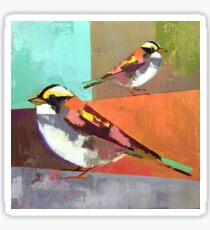 Bird 30 Sticker