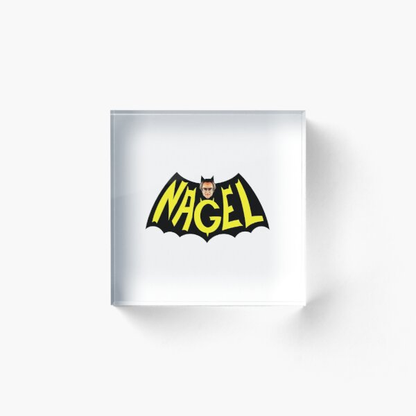 Nagel Acrylic Block