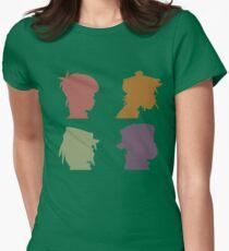 Gorillaz Music Band Womens Fitted T-Shirt