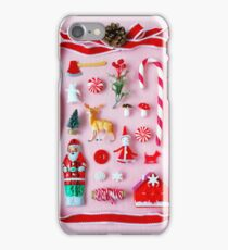 Holiday Miniatures iPhone Case/Skin