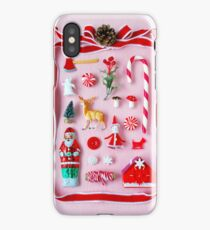 Holiday Miniatures iPhone Case