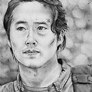 Glenn Rhee by Tara Hale