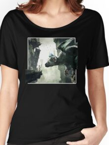The Last Guardian V.2 Women's Relaxed Fit T-Shirt