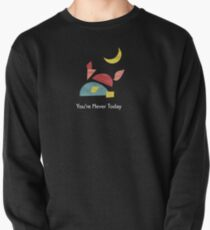 Sapphire Fox Sweatshirt