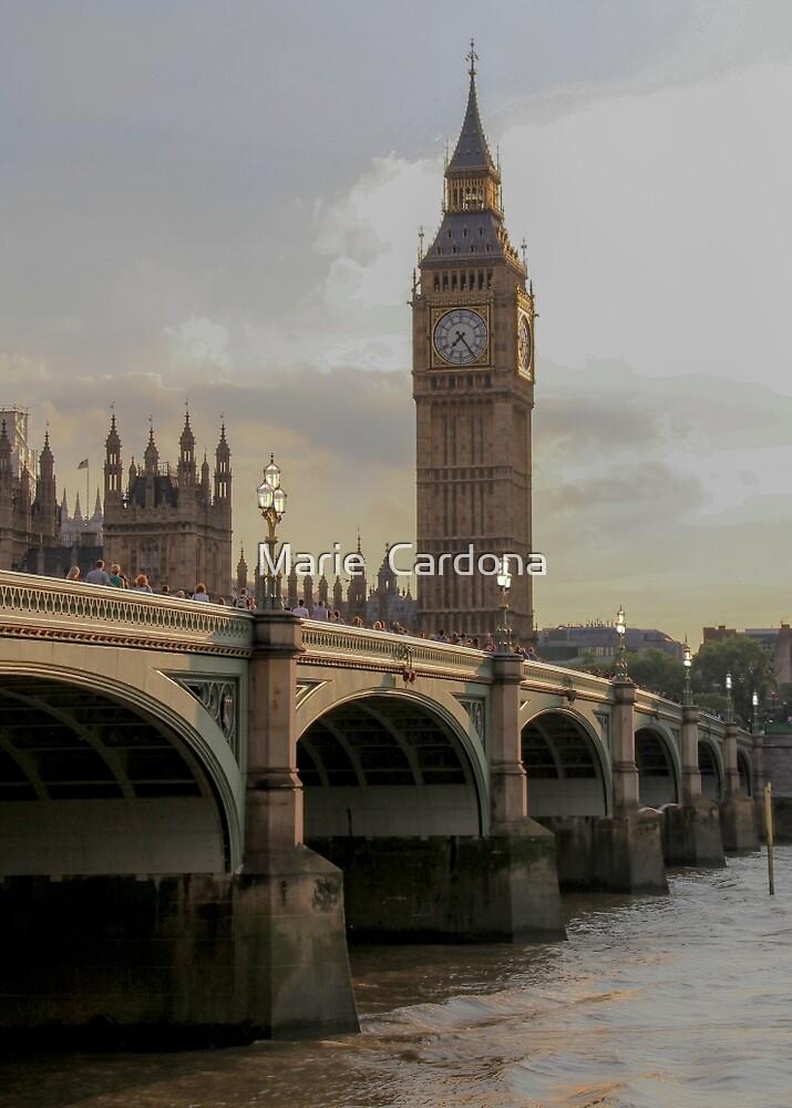 My Eternal London  by Marie  Cardona
