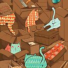 Cat heaven by Jiaqihe
