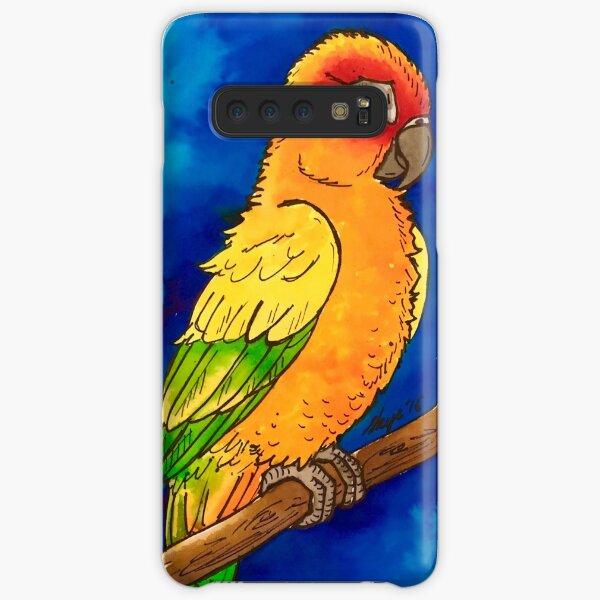 Sun-Conure Samsung Galaxy Snap Case