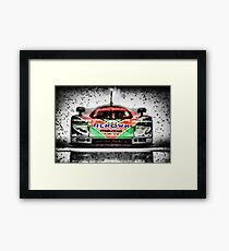 Art Mazda 787B Framed Print