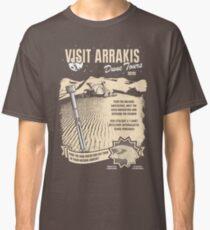 Visit Arrakis Classic T-Shirt