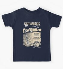 Visit Arrakis Kids Tee
