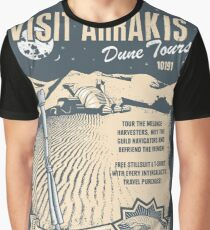 Visit Arrakis Graphic T-Shirt