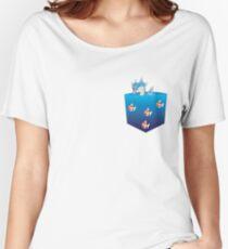 Gyarados&Magikarp pokemon Women's Relaxed Fit T-Shirt
