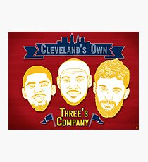 CLE's 3 Company Photographic Print