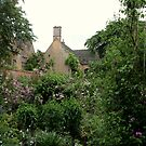 Hidcote garden by Denzil