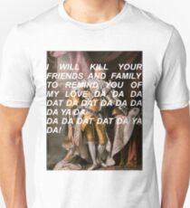 You'll be back King George III T-Shirt