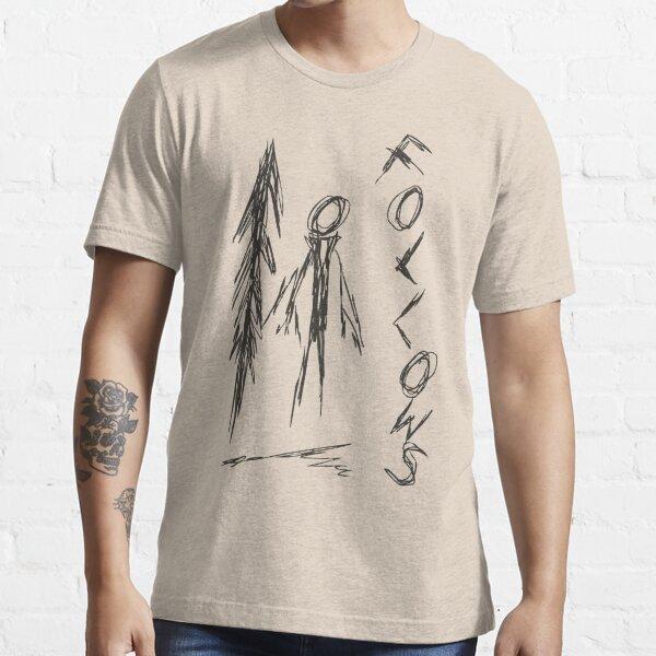 Slender - 4/8 Essential T-Shirt