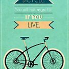 Bike Quotes #1 by knockedknees