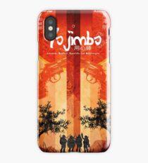 Yojimbo Feat. Teenage Mutant Ninja Turtles iPhone Case/Skin