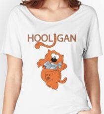 HOOLIGAN.  Women's Relaxed Fit T-Shirt