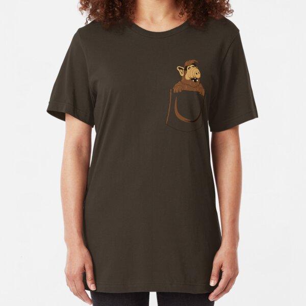 Alf Pocket  Slim Fit T-Shirt