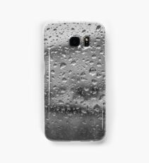 079 - Rainy days Samsung Galaxy Case/Skin