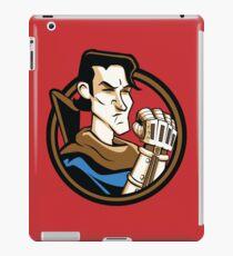 Time Travelers, Series 1 - Ash Williams (Alternate) iPad Case/Skin