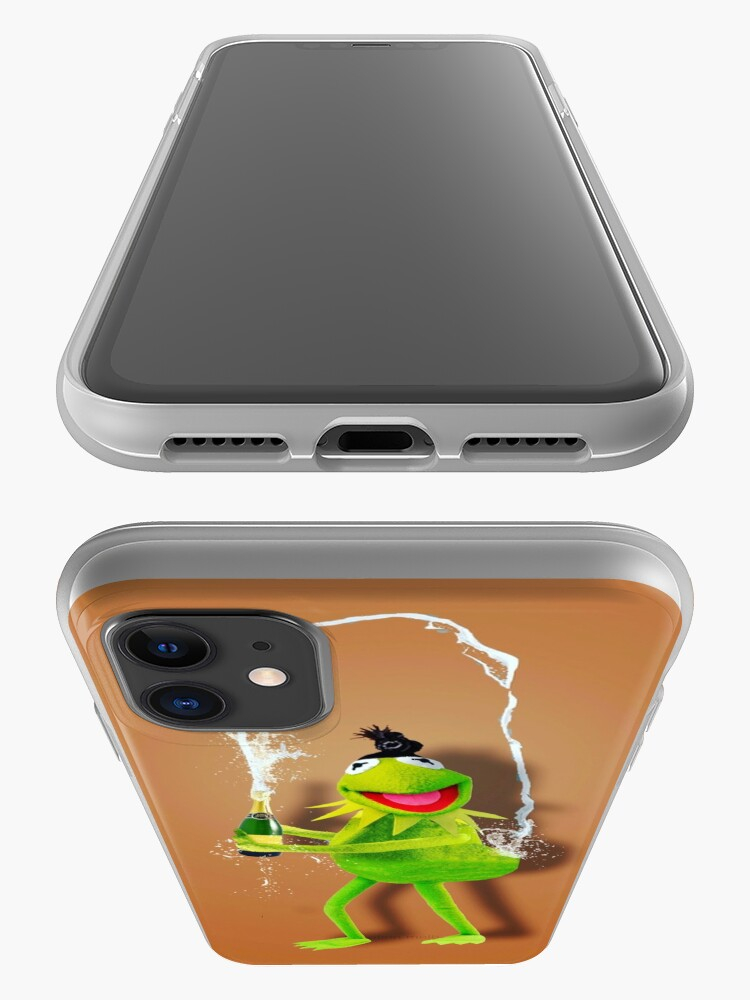 Alternate view of Kim kermit  iPhone Case & Cover