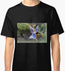 Fairy In The Garden............ Classic T-Shirt