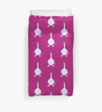 I honk therefore I am - #magenta Duvet Cover