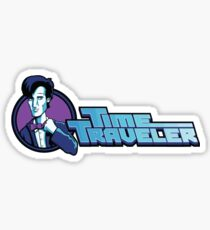 Time Travelers, Series 2 - The 11th Doctor Sticker