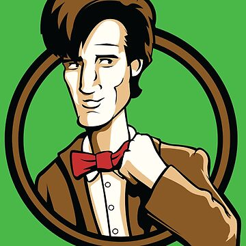 Time Travelers, Series 2 - The 11th Doctor (Alternate) by BlankCanvasDJ