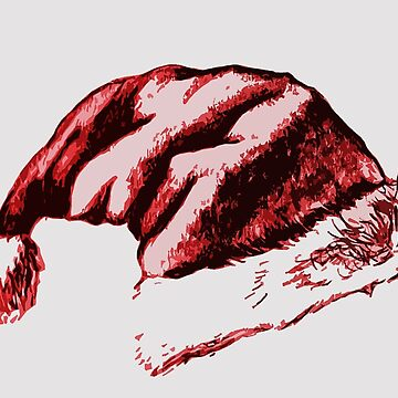 Christmas Hat  by catherine-art