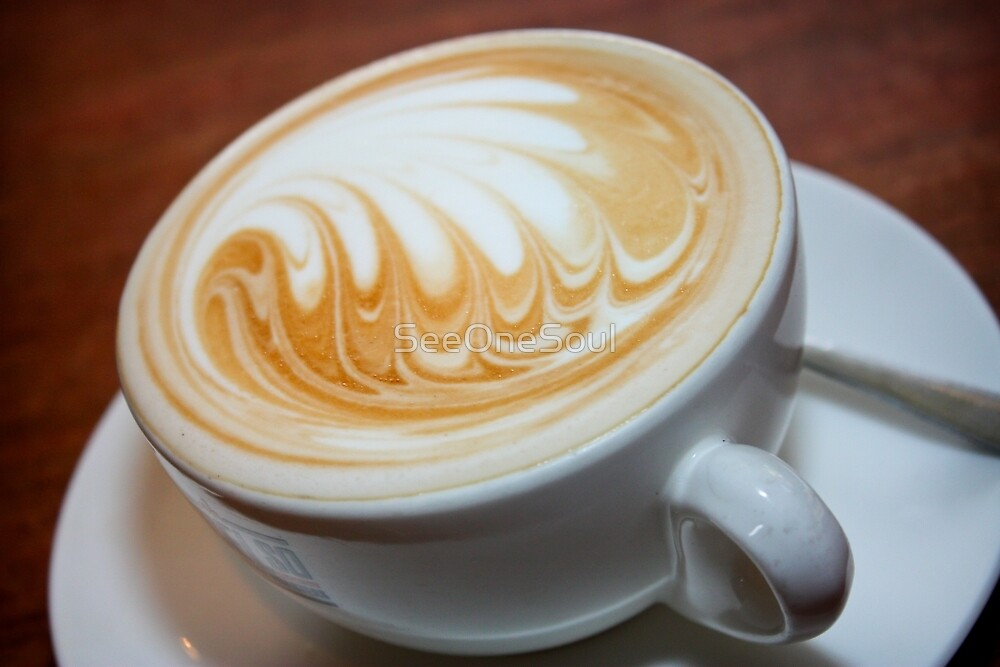 Flat White by SeeOneSoul