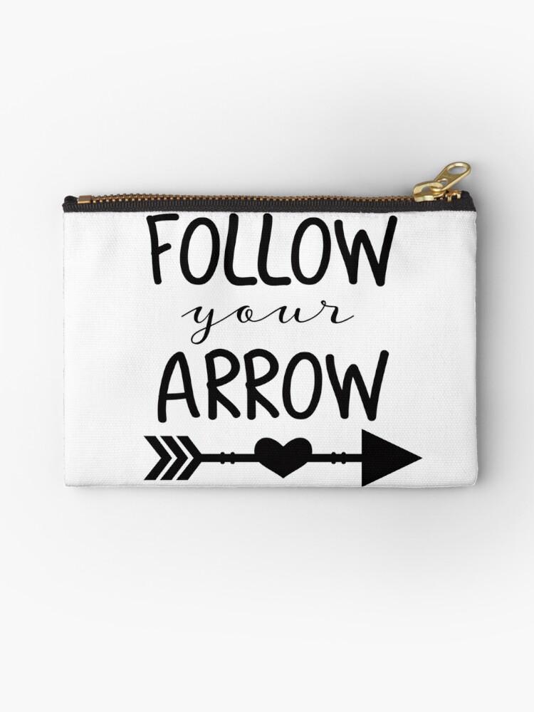 Follow Your Arrow by adametzb