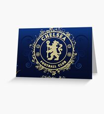 chelsea fc Greeting Card