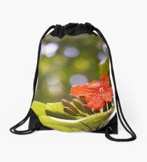 St Lucia Beauty Drawstring Bag