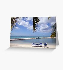 Aruba Holiday Greeting Card