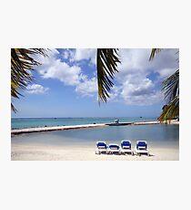 Aruba Holiday Photographic Print