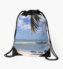 Aruba Holiday Drawstring Bag