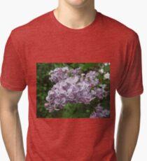 Lilac 5 Tri-blend T-Shirt