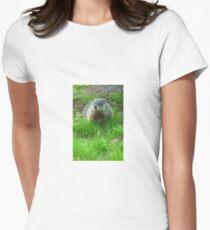 Chuckster Womens Fitted T-Shirt