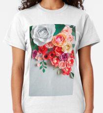 Paper flowers Classic T-Shirt