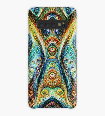 Gothic Style #DeepDream Case/Skin for Samsung Galaxy