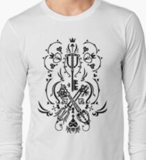 Kingdom Hearts  Long Sleeve T-Shirt