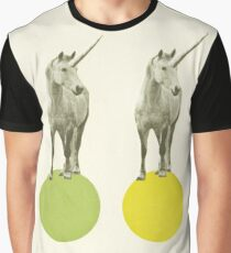 Unicorn Parade Graphic T-Shirt