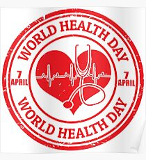 World Health Day 2017 Gifts Poster
